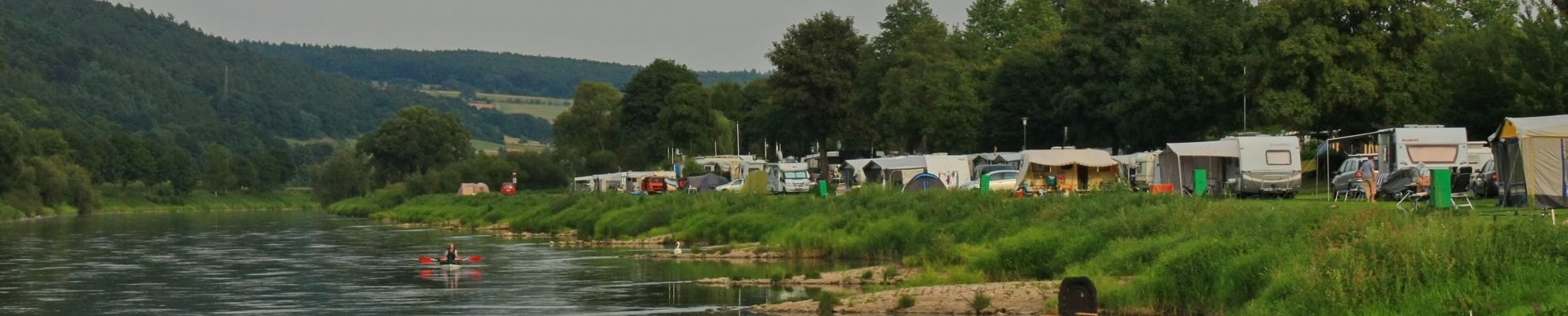 Welcome to the campsite Gieselwerder
